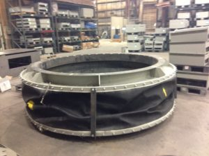 Fox Equipment Expansion Joint