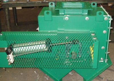 Fox Equipment Diverter/Flap Damper