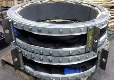 Fox Equipment Fabric Expansion Joint