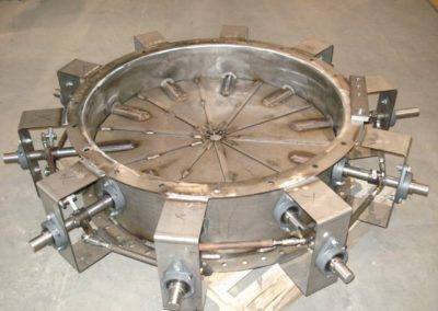 Fox Equipment Radial Vane / VIV / IVC Dampers