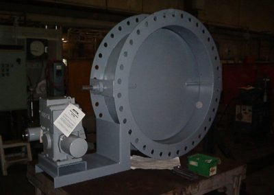 Fox Equipment Wafer Damper