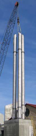 Fox Equipment Steel Stack
